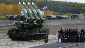 Helping Companies Avoid Trade with Russia's Defense Industry