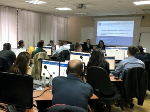 Counterproliferation Finance Outreach